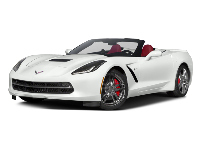 2017 Chevrolet Corvette Z51 2LT Convertible