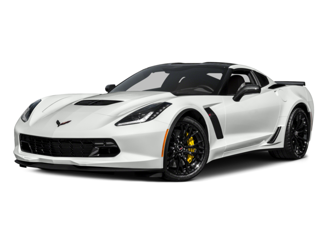 2017 Chevrolet Corvette Z06 2D Coupe
