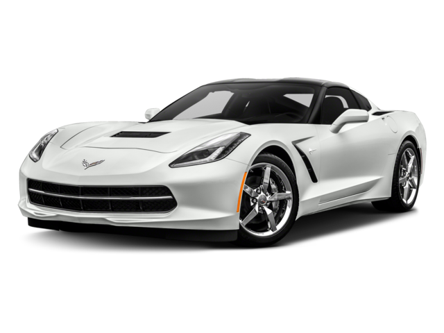 2017 Chevrolet Corvette Stingray 2D Coupe
