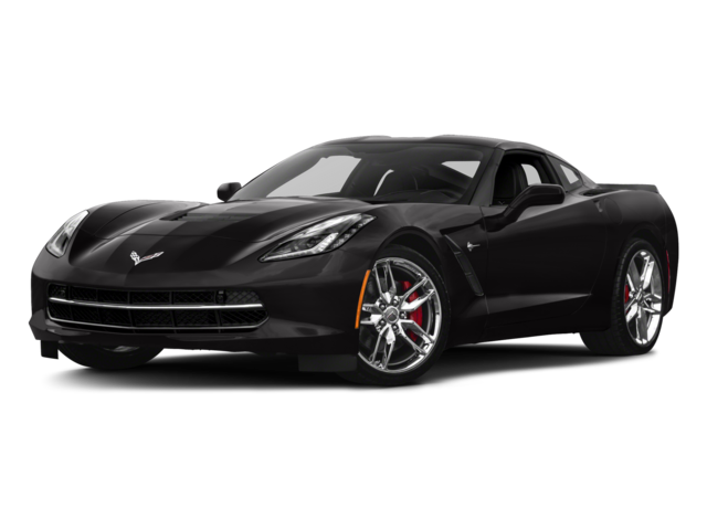 2017 Chevrolet Corvette Z51 2LT 2dr Car