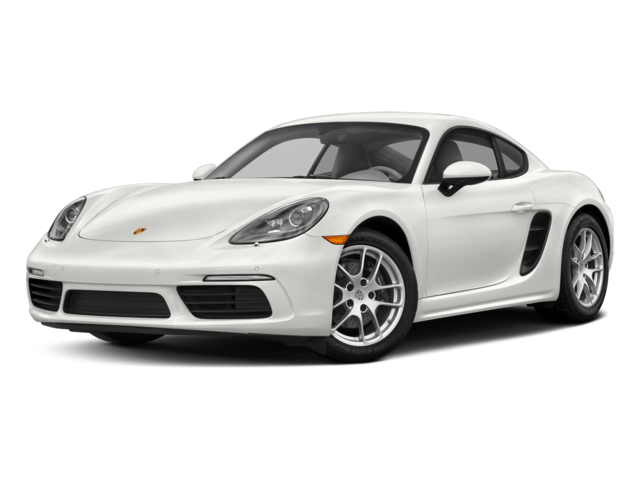 2017 Porsche 718 Cayman Base 2D Coupe