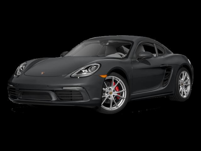 2017 Porsche 718 Cayman S S 2dr Coupe