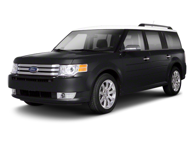 Pre-Owned 2010 FORD FLEX Limited Sp