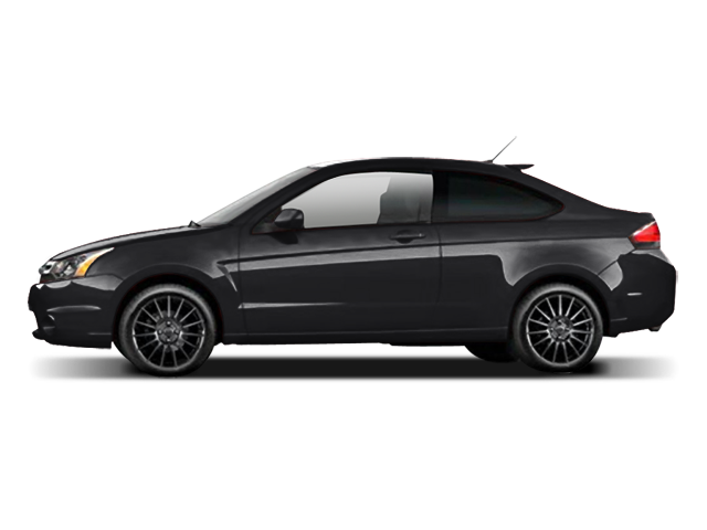 Pre-Owned 2010 FORD FOCUS SE Coupe 2