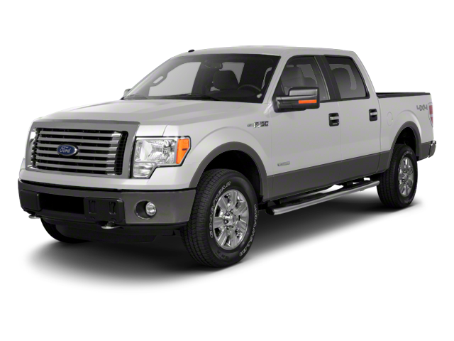 Pre-Owned 2010 FORD F150 XLT