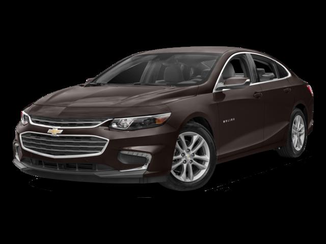 2017 Chevrolet Malibu Hybrid 4D Sedan