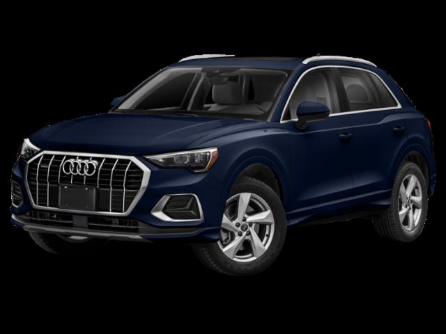 New 2022 Audi Q3 Premium S line