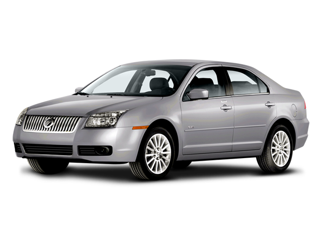 Pre-Owned 2008 MERCURY MILAN Sedan 4D