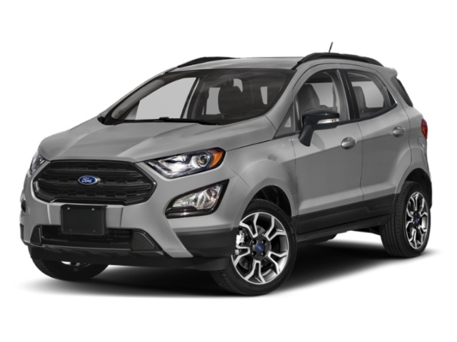 2020 Ford EcoSport S 4D Sport Utility