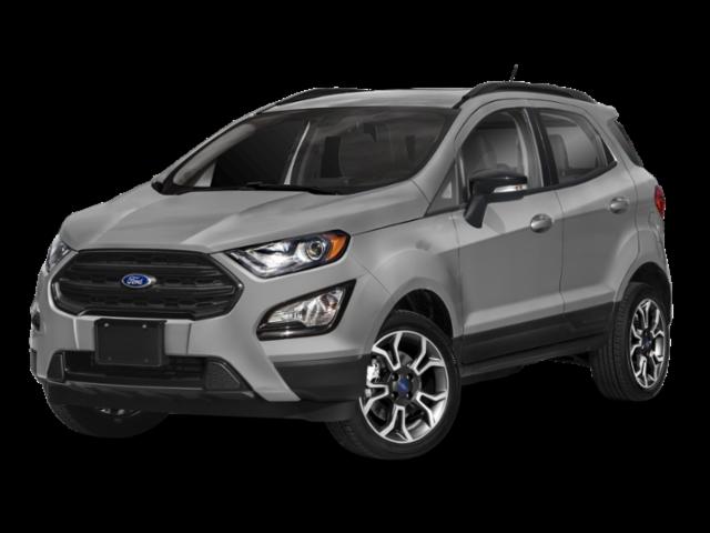 2020 Ford EcoSport Titanium Sport Utility