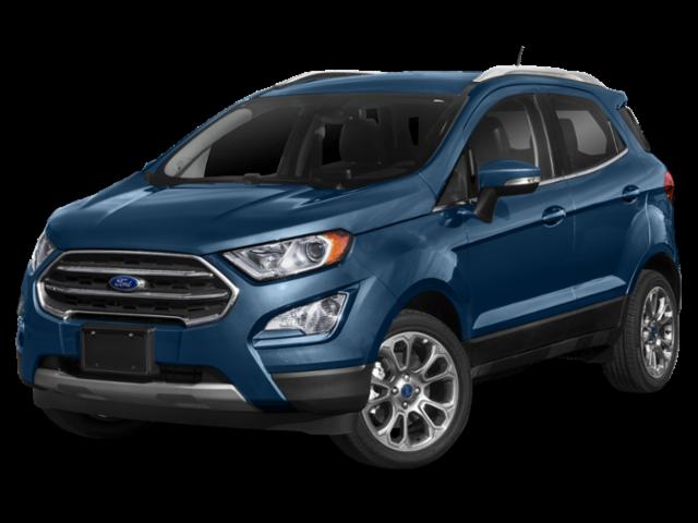 2020 Ford EcoSport Titanium 4D Sport Utility