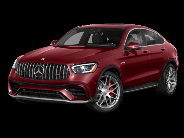 2021 Mercedes-Benz GLC AMG® GLC 63 S Coupe