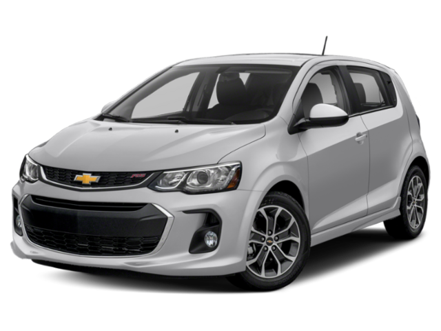 2019 Chevrolet Sonic LT/RS