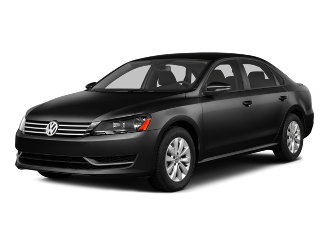 Certified Pre-Owned 2015 Volkswagen Passat TDI SEL Premium