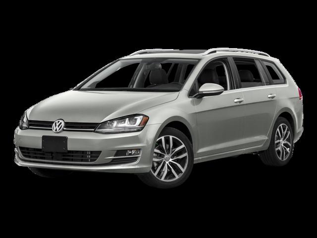 Certified Pre-Owned 2015 Volkswagen Golf SportWagen S