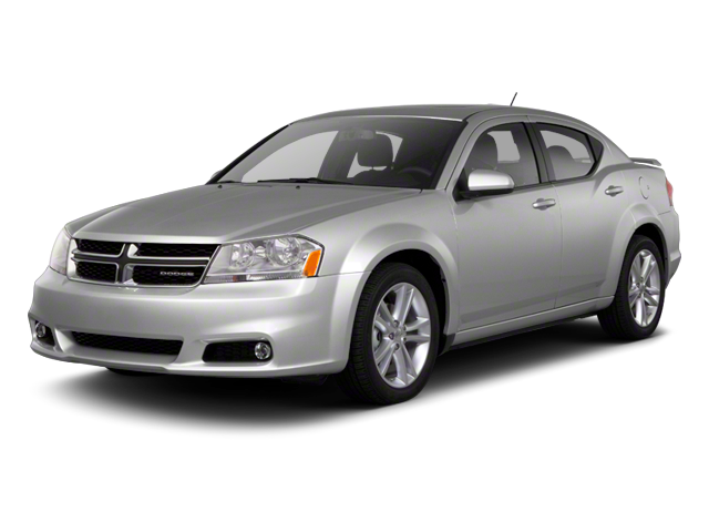 Pre-Owned 2011 DODGE AVENGER Express Se