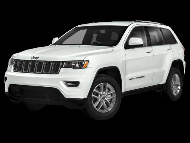 New 2019 Jeep Grand Cherokee Laredo