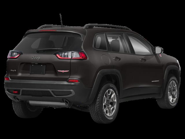 New 2019 Jeep Cherokee Trailhawk 4x4