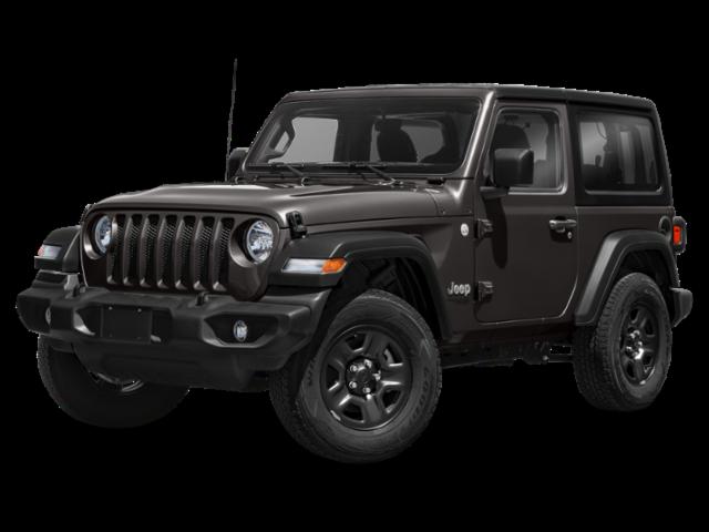 New 2019 Jeep Wrangler JEEP WRANGLER SPORT