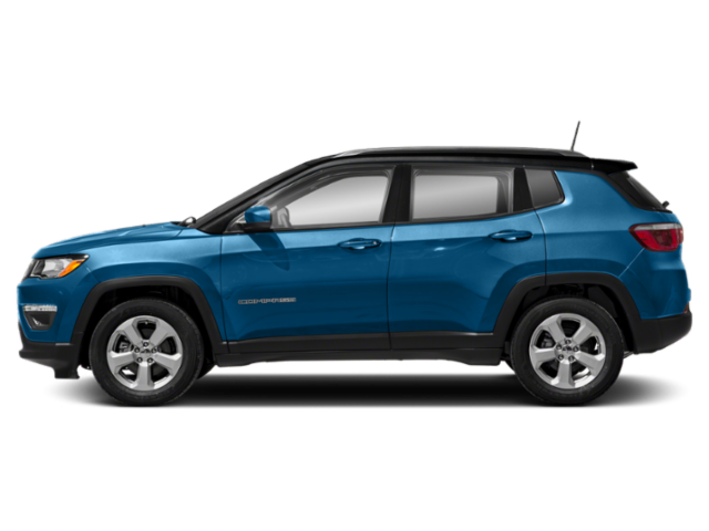 New 2019 JEEP Compass 4DR 4WD