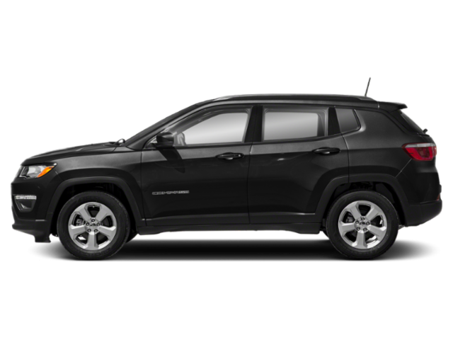 New 2019 JEEP Compass 4DR FWD