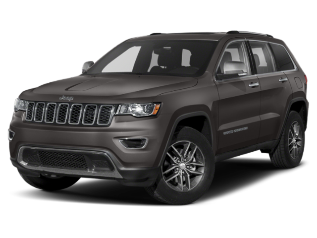 New 2019 Jeep Grand Cherokee 4DR 4WD