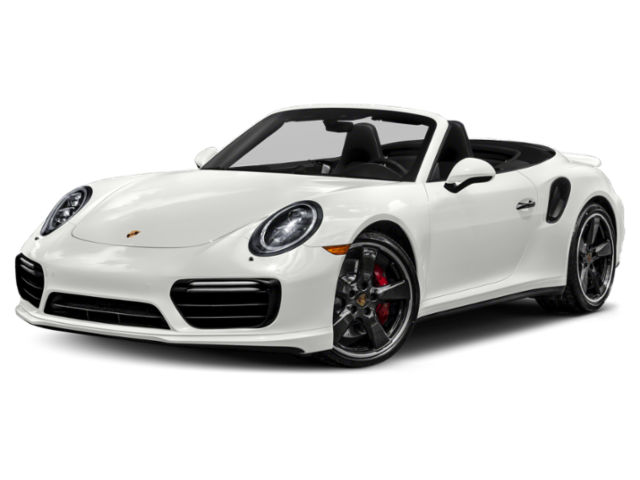 2019 Porsche 911 Turbo S Cabriolet Turbo S