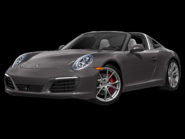 2019 Porsche 911 Targa 4S 2D Targa