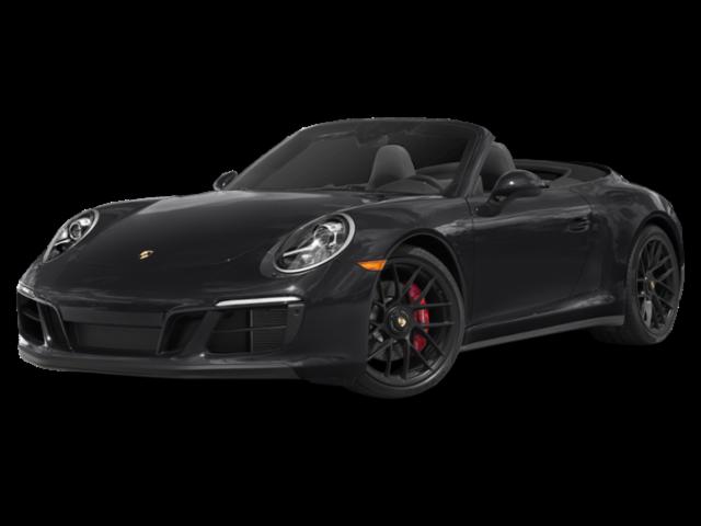 2019 Porsche 911 Carrera GTS Cabriolet Carrera GTS