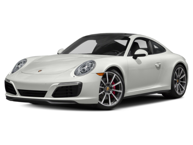 2019 Porsche 911 Carrera 4S 2D Coupe