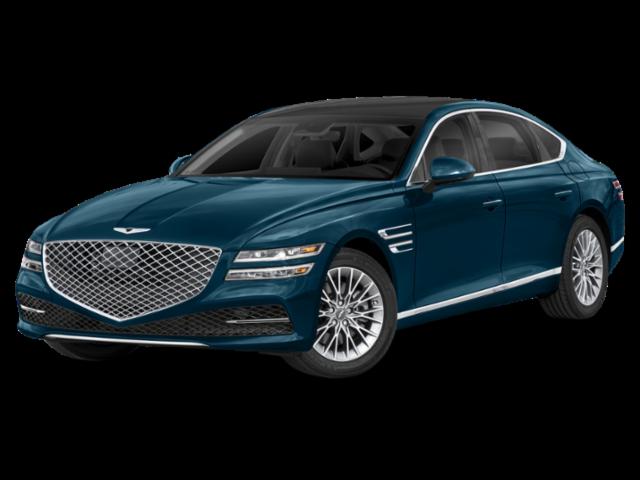 2021 Genesis G80 3.5T 4D Sedan