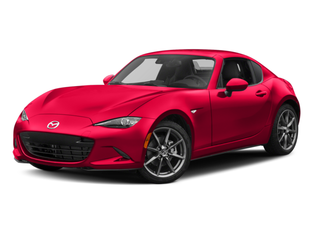 2017 Mazda MX-5 RF GT 2 Door Car