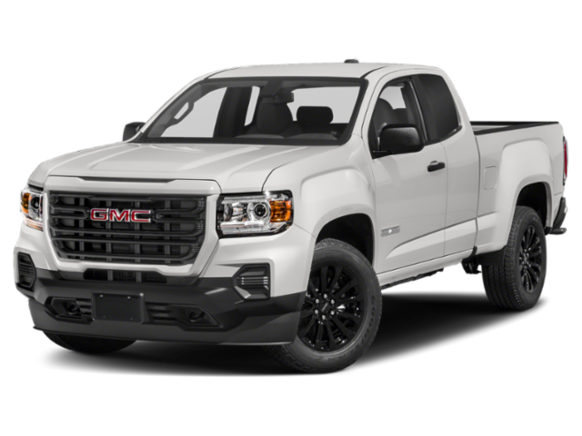 2022 GMC Canyon 4WD Ext Cab 128 Elevation Standard truck