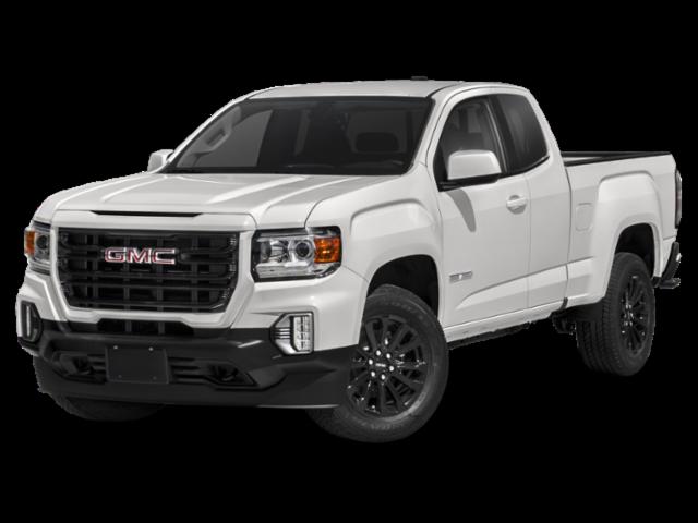 2022 GMC Canyon 4WD AT4 w/Cloth Crew Cab Pickup