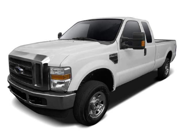 Pre-Owned 2010 Ford F-250 XLT