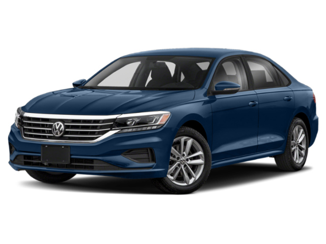 2020 Volkswagen Passat Execline 2.0T 6sp at w/Tip 4-Door Sedan