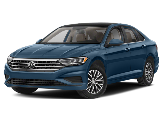 2020 Volkswagen Jetta Highline 1.4T 8sp at w/Tip 4-Door Sedan