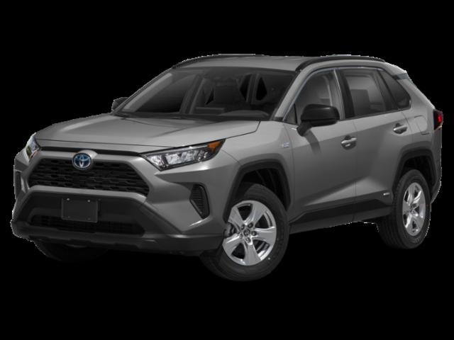 2020 Toyota RAV4 AWD Hybrid XLE SUV