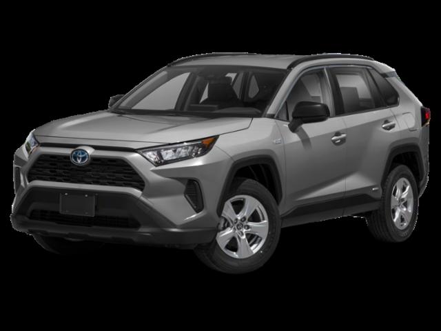 2020 Toyota RAV4 Hybrid LE Sport Utility