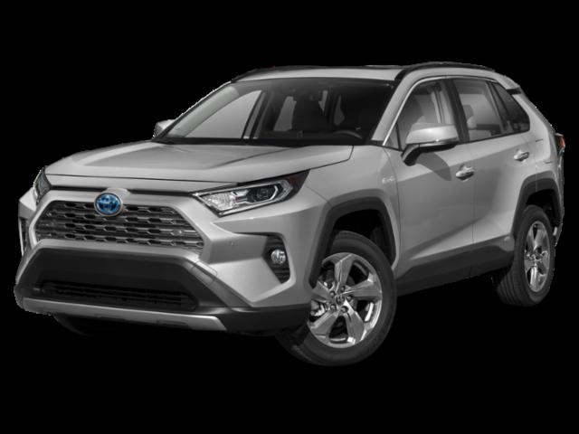 2020 Toyota RAV4 Hybrid Limited AWD (Natl)