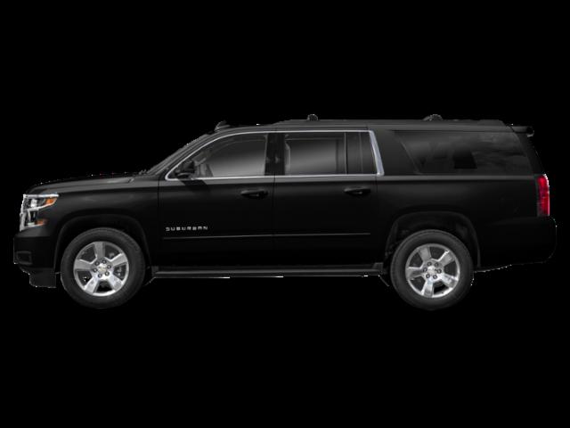 New 2019 Chevrolet Suburban LS