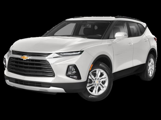 New 2019 Chevrolet Blazer Premier With Navigation