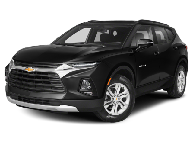 New 2019 Chevrolet Blazer Base AWD 4D Sport Utility