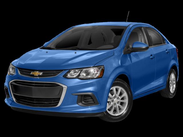 New 2019 Chevrolet Sonic LT