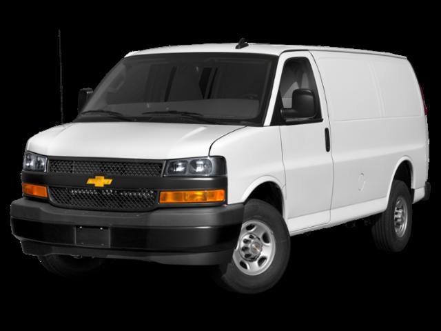 New 2019 Chevrolet Express Cargo Van 2500 RWD 135