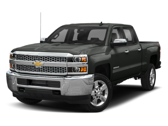 New 2019 Chevrolet Silverado 2500HD High Country With Navigation & 4WD