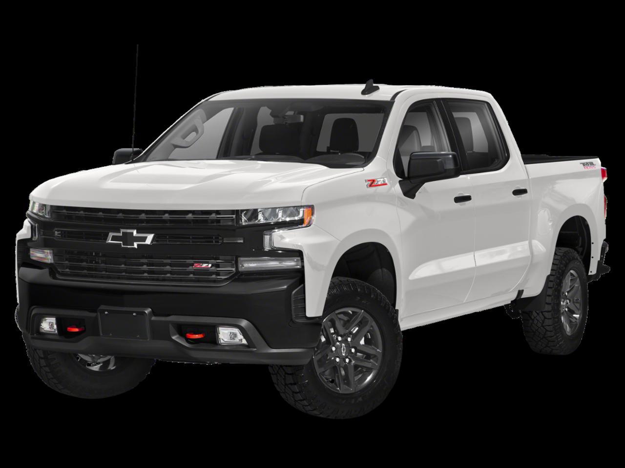 New 2019 Chevrolet Silverado 1500 Custom