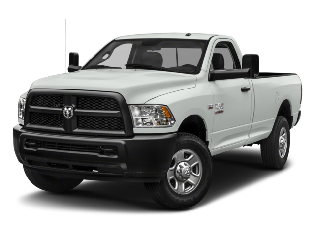 2018 RAM 3500 Tradesman 4x4 Reg Cab 8' Box Regular Cab