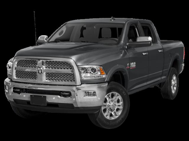 2018 RAM 2500 Laramie 4WD 6.4 Box Crew Cab