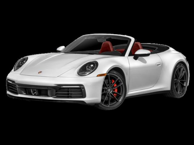 2020 Porsche 911 Carrera Cabriolet (992)